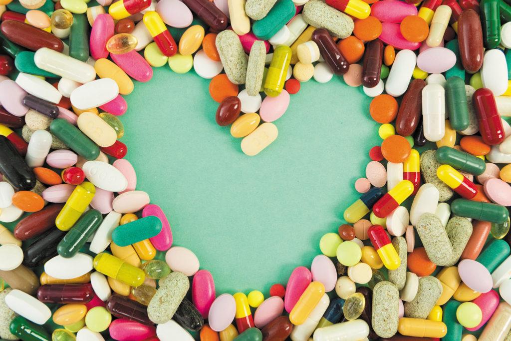 Комплексы витаминов и минералов для взрослых - Летофарм